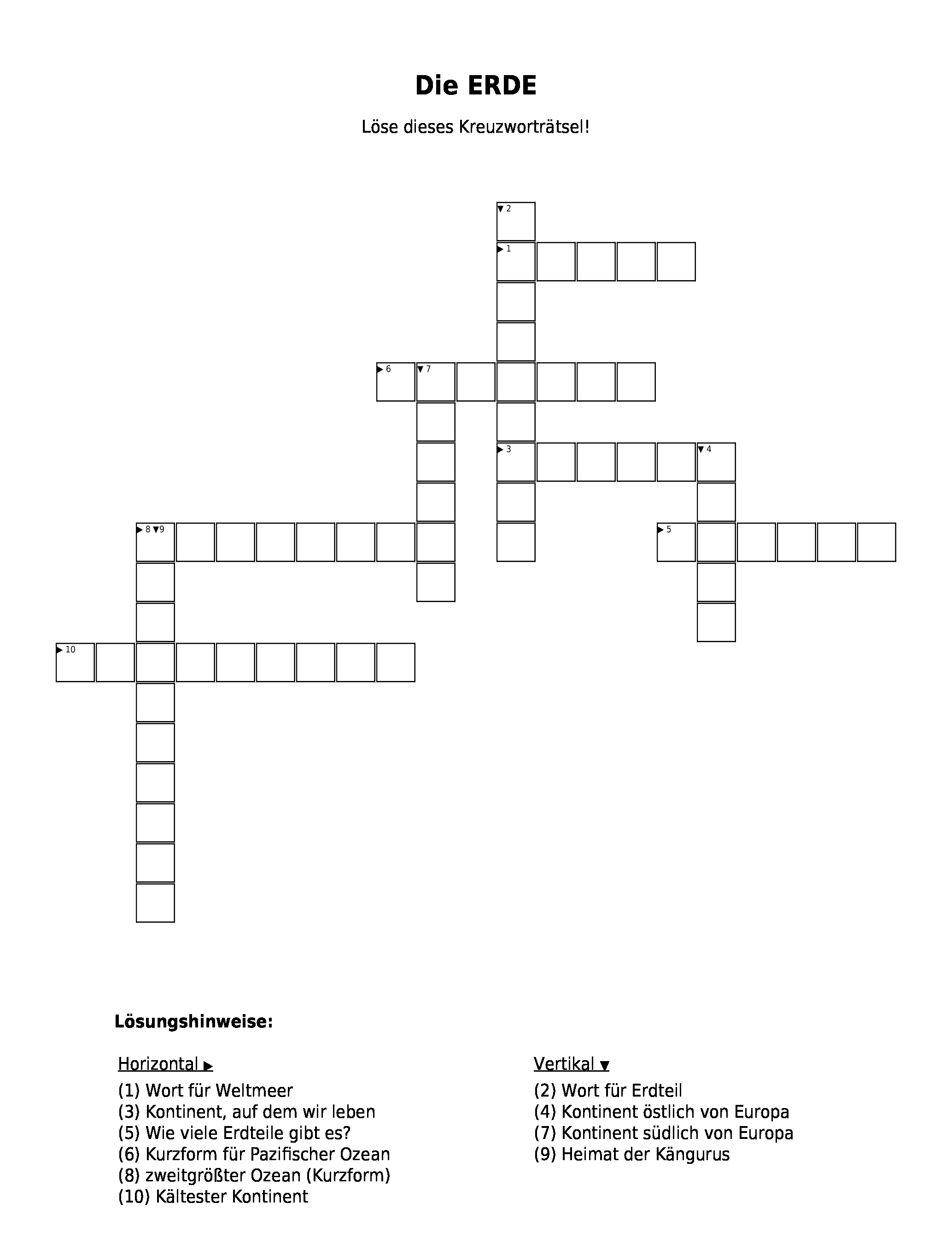 Kreuzworträtsel Net De